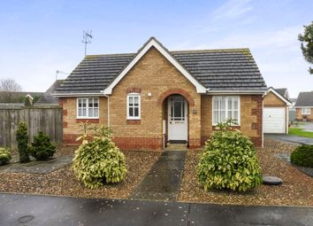 Thumbnail 2 bedroom detached bungalow for sale in Malt Drive, South Brink, Wisbech