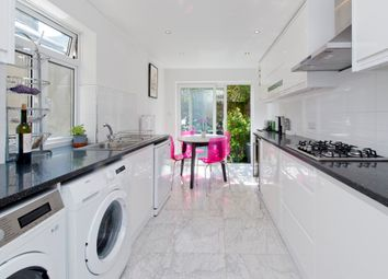 Thumbnail 4 bedroom property to rent in Beryl Road, Hammersmith, London