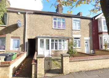 Thumbnail 2 bedroom terraced house for sale in Lincoln Road, Peterborough