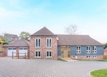 Thumbnail 4 bed detached house for sale in The Glen, Pamber Heath