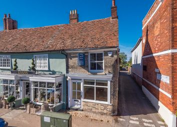 Thumbnail 3 bed end terrace house for sale in Long Melford, Sudbury, Suffolk