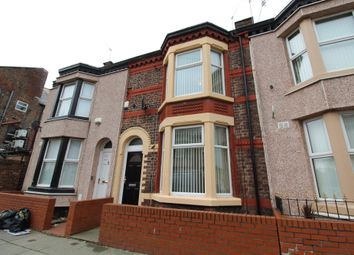 Thumbnail 2 bed terraced house to rent in Shelley Street, Liverpool, Merseyside