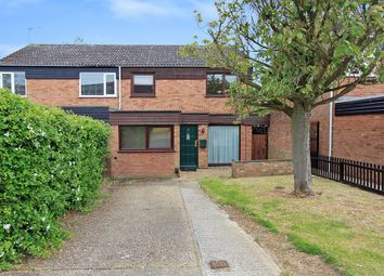 Thumbnail 3 bedroom semi-detached house for sale in Pheasant Rise, Bar Hill, Cambridge