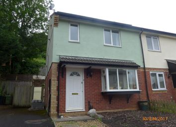 Thumbnail 3 bed end terrace house to rent in Little Close, Kingsteignton
