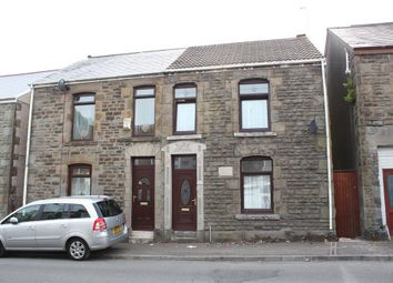 Thumbnail 3 bed semi-detached house for sale in Chemical Road, Morriston, Swansea
