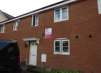 Thumbnail 4 bed terraced house for sale in Ffordd Nowell, Penylan, Cardiff