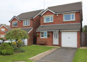 Thumbnail 3 bed detached house for sale in St. Josephs Close, Shaw, Oldham