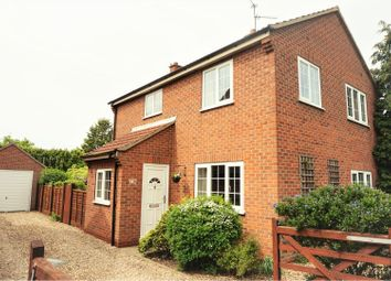 Thumbnail 3 bed detached house for sale in Hemplands Lane, Sutton-On-Trent, Newark