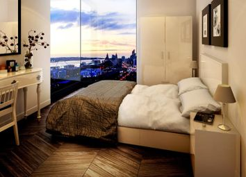 Thumbnail 3 bed flat for sale in The Tower At X1 The Quarter, Liverpool