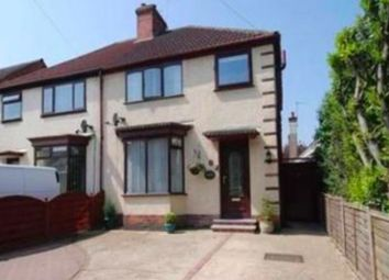 Thumbnail 3 bed semi-detached house to rent in Fareham Avenue, Hillmorton, Rugby
