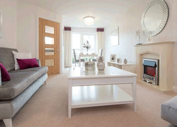 Thumbnail 2 bed flat for sale in Keeper Close, Taunton