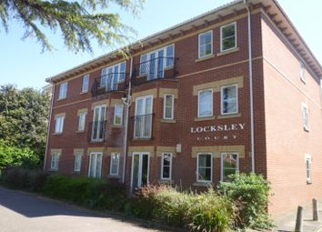 Thumbnail 2 bedroom flat to rent in Locksley Court, Archers Road, Southampton