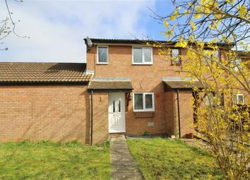 Thumbnail 2 bedroom end terrace house to rent in Downland, Two Mile Ash, Milton Keynes, Bucks