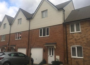 Thumbnail 4 bedroom town house to rent in Sovereign Place, Hatfield