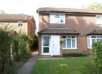 Thumbnail 2 bedroom end terrace house to rent in Latham Road, Romsey