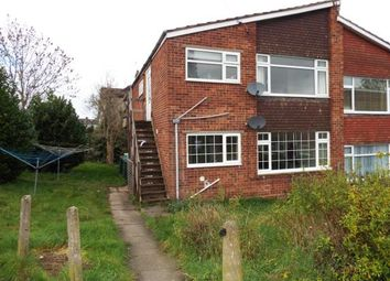 Thumbnail 2 bed maisonette for sale in Hazel Road, Bell Green, Coventry, West Midlands