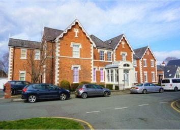 Thumbnail 2 bed flat to rent in Victoria Crescent, Chester
