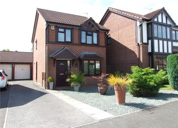Thumbnail 3 bed detached house for sale in Mear Drive, Borrowash, Derby
