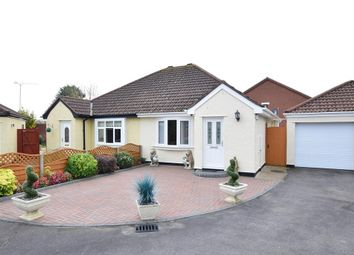 Thumbnail 1 bed bungalow for sale in Wainwright Close, Portsmouth, Hampshire
