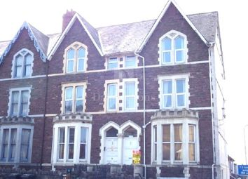 Thumbnail 3 bed maisonette for sale in Chepstow Road, Newport, Gwent.