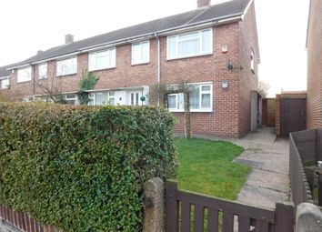 Thumbnail 2 bed flat to rent in Winkburn Road, Mansfield