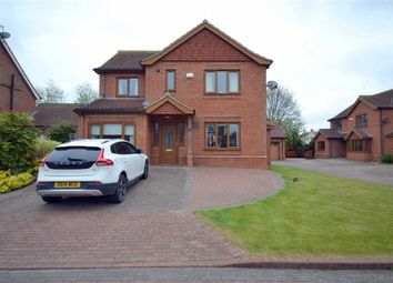 Thumbnail 5 bed property for sale in Swaby Close, Marshchapel, Grimsby