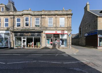 Thumbnail 2 bed flat for sale in Virginia Building, 11 High Street, Buckie, Moray