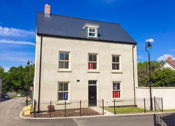 Thumbnail 5 bedroom detached house for sale in Trem Y Coed, St Fagans, Cardiff
