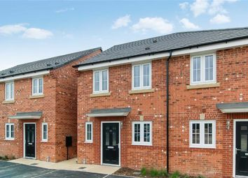 Thumbnail 2 bed semi-detached house for sale in Eaton Bank, Congleton