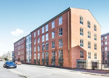 Thumbnail 2 bed flat for sale in Brook Street, Derby