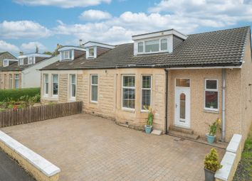 Thumbnail 4 bed semi-detached bungalow for sale in Anniesdale Avenue, Stepps, North Lanarkshire