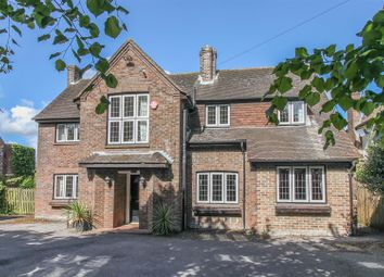 Thumbnail 4 bed detached house for sale in Winchester Road, Andover