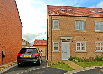 Thumbnail 3 bed semi-detached house to rent in Dairy Way, Norton, Malton
