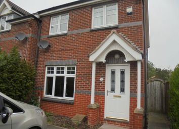Thumbnail 3 bed semi-detached house to rent in Nightingale Way, Bingham, Nottingham