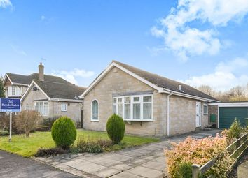 Thumbnail 3 bed bungalow for sale in Sandringham Close, Haxby, York