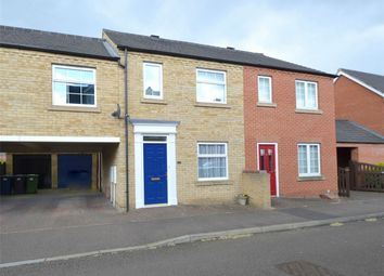 Thumbnail 3 bed terraced house for sale in Bakers Link, Eynesbury Manor, St Neots, Cambridgeshire
