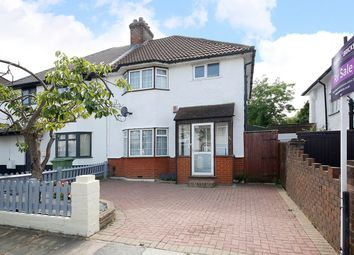 Thumbnail 3 bed semi-detached house for sale in Cadwallon Road, London