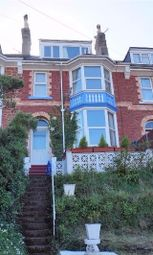 Thumbnail 5 bed terraced house for sale in Sherwell Lane, Torquay