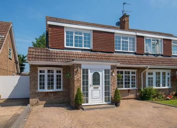 Thumbnail 4 bed semi-detached house for sale in Perrysfield Road, Cheshunt, Waltham Cross, Hertfordshire