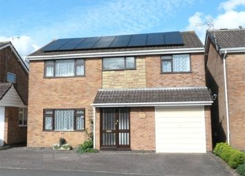 Thumbnail 4 bed detached house for sale in Maple Drive, Lutterworth