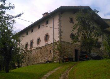 Thumbnail 4 bed country house for sale in Uxarrea Auzoa 4, Donamaria, Navarra, Spain