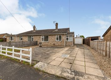 Thumbnail 2 bed semi-detached bungalow for sale in Greenacre Road, Hingham, Norwich