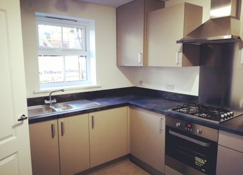 Thumbnail 3 bed end terrace house for sale in Marryat Way, Bransgore