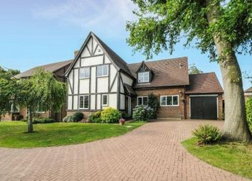 Thumbnail 4 bed detached house for sale in Deerings Drive, Eastcote, Pinner
