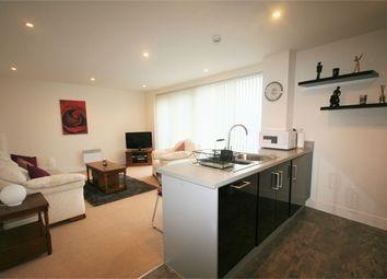 Thumbnail 1 bedroom flat to rent in Meridian Tower, Maritime Quarter, Swansea