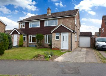Thumbnail 3 bed semi-detached house for sale in Beech Road, Horsham