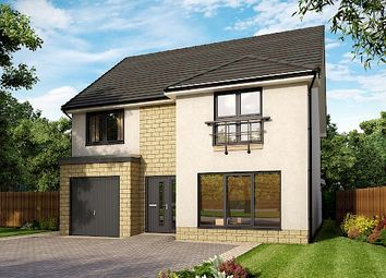 Thumbnail 4 bed detached house for sale in The Ivory At Hamilton Gardens, Kintrae Crescent, Elgin