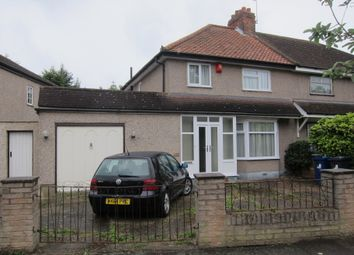 Thumbnail 3 bed semi-detached house for sale in Betham Road, Greenford
