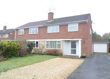Thumbnail 3 bedroom semi-detached house to rent in Chiltern Avenue, Farnborough