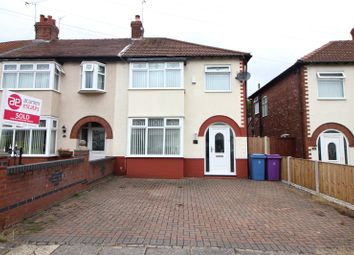 Thumbnail 3 bed semi-detached house to rent in Marford Road, Liverpool, Merseyside